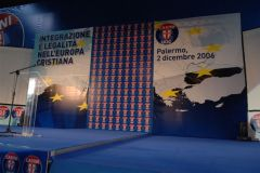 02 dicembre 2006 - Palermo - Palasport