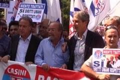 2009-08-31 - Sit-in Udc davanti all'ambasciata della Libia