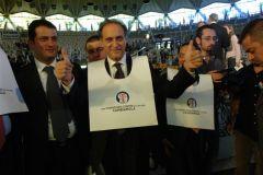 28 Ottobre 2006 - Roma - Palazzetto dello sport