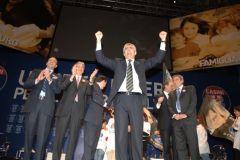 Chiusura della campagna per le politiche 2006