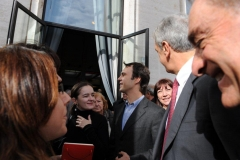 Con il Terzo Polo per rifare l Italia Roma 6 novembre 2011 Salone delle Fontane