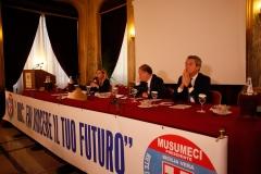 Conferenza Stampa a Palermo per presentare candidati udc alle regionali