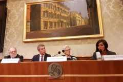 Conferenza Stampa De Poli e Binetti sulla famiglia - Senato - 15 Maggio 2018