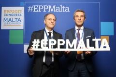 Congresso Ppe - Malta - 29 30 Marzo 2017