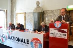 Consiglio Nazionale Roma 8 maggio