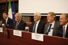 Lorenzo Cesa apre i lavori del Comitato Esecutivo dell'Internazionale Democratico Cristiana (IDC) - Roma - 11 Ottobre 2019