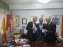 Lorenzo Cesa e Antonio De Poli incontrano Danilo Lo Guidice - 1 Novembre 2017