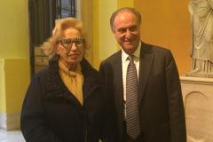 Presentazione Alcide De Gasperi, cristiano, democratico, europeo con Cesa Tajani Weber Daul