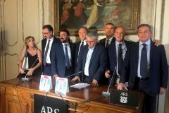Presentazione Lista Udc Regionale Sicilia - 7 Settembre 2017