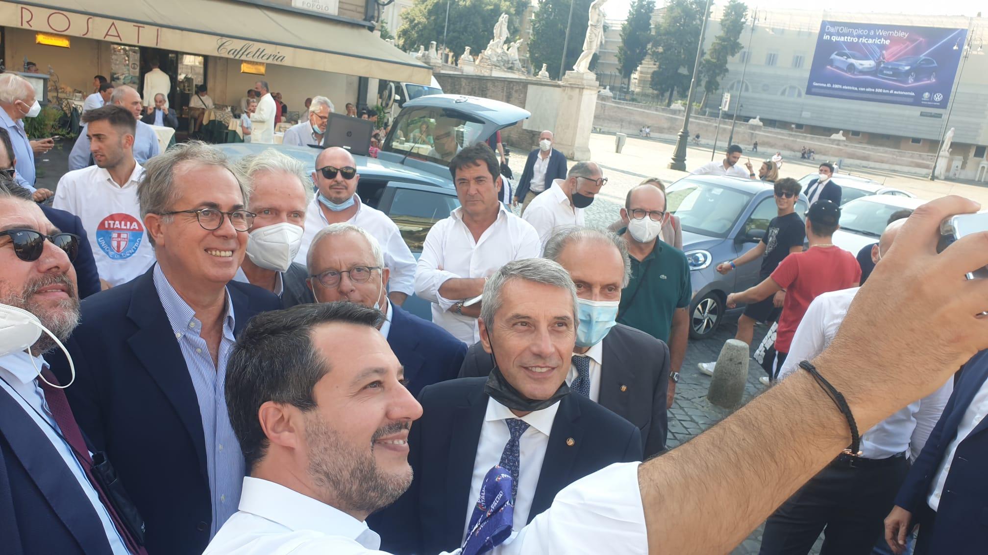 Salvini-De-Poli-Cesa-Selfie-2