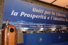 Roma, congresso PPE